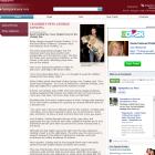 Celebrity Pets: George Gosling