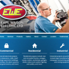 Electrical services website