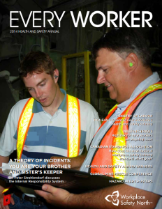 Every Worker print magazine